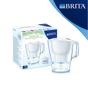 德国原装碧然德brita滤水壶净水壶净水器Aluna3.5L(单芯)