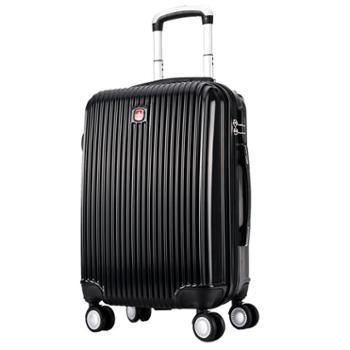 SWISSGEAR瑞士军刀拉杆箱旅行出差超大容量轻便行李箱25寸