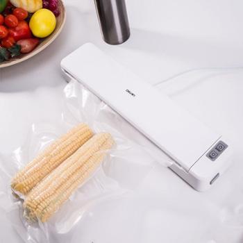 deli得力真空塑封机真空机包装机家用小型迷你食品保鲜封口机塑料袋真空14888