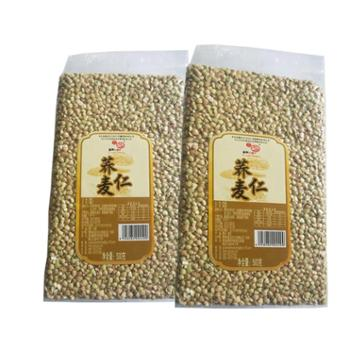 肴之缘荞麦米500克*2袋 五谷杂粮十谷 粗粮