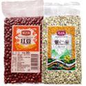 肴之缘薏仁米500克+红豆500克 贵州本地 五谷杂粮组合
