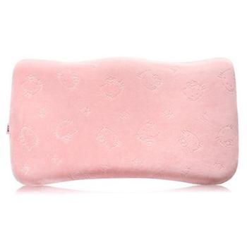 贝贝艾婴儿枕头儿童记忆枕幼儿园小学生宝宝枕头0-1-3-6岁纯棉四季通用
