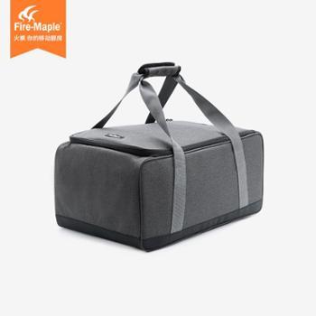 火枫户外野餐包卡式炉头炊具加厚防撞多功能收纳包自驾便携野营包