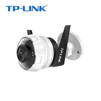 tplink摄像头家用无线监控器手机远程wifi室外高清夜视套装IPC62A