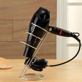 欧润哲不锈钢桌面风筒架卫生间电吹风架美发店风筒托架子