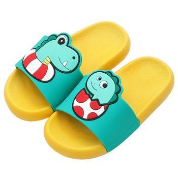 ASFIN 儿童 卡通凉拖鞋 防滑浴室鞋