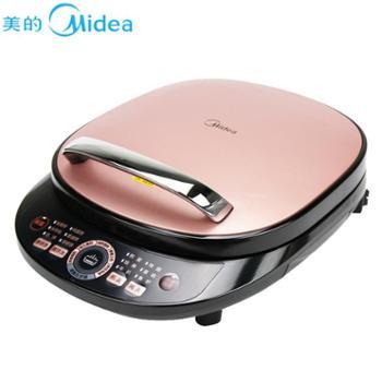 Midea/美的MC-JCN30S电饼铛煎烤机家用双面加热
