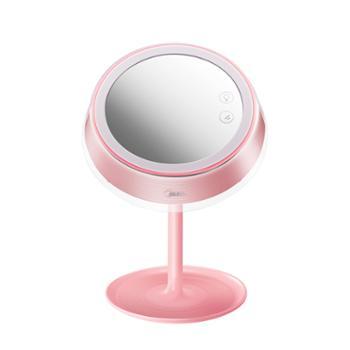 美的(Midea)LED补妆化妆镜台灯MIUOT01樱花粉MTD3.5-M/K-03