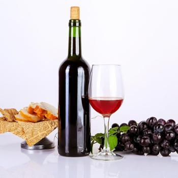 乐美雅品位高脚杯红酒杯350ml(4只装)G9469