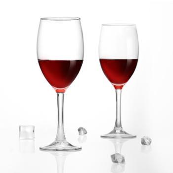 乐美雅晨露高脚杯红酒杯250ml(2只装)J0789