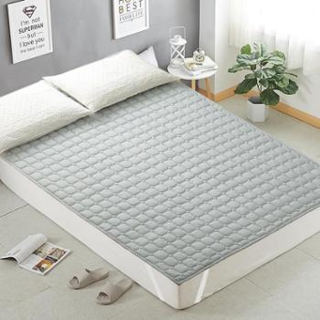 凯诗风尚床垫保护垫1.8m多功能立体绗缝防脏床垫1.2/1.5m可折叠可水洗薄床垫榻榻米双人保护垫