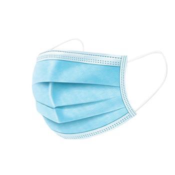 凯诗风尚一次性熔喷布防护口罩50个装