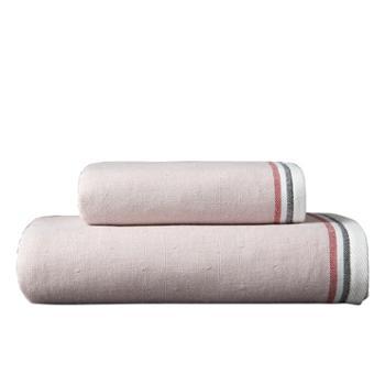 凯诗风尚凯诗风尚英伦风尚全棉浴巾单条装70*140cm
