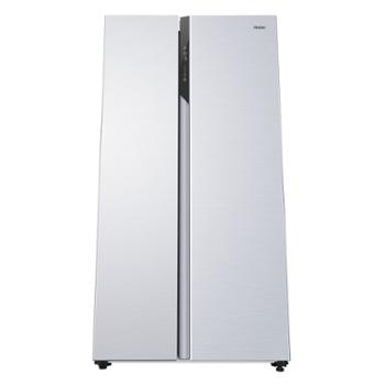 海尔/Haier对开门冰箱528升变频风冷无霜家用大容量双开门BCD-528WDPF