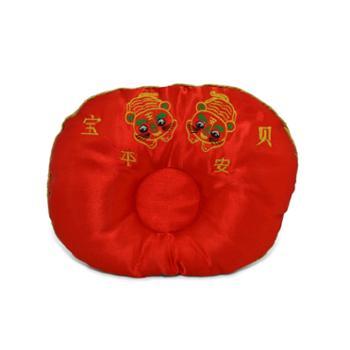本命年婴儿半岁枕头定头型礼物礼品礼盒装宝贝平安婴儿定型枕