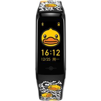 乐心&B.Duck小黄鸭手环5S智能手环心率彩屏触控运动手环