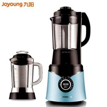 Joyoung九阳JYL-Y17加热破壁料理机家用多功能智能玻璃杯体破壁机