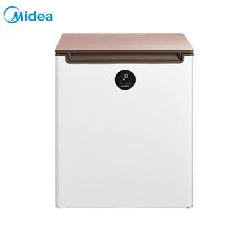美的BDBC-150KEV凡帝罗家用150升冰柜单门双温冷冻藏冰箱