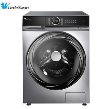 小天鹅TD100P366WMUDY洗烘一体滚筒洗衣机10KG节能静音超微净泡洗