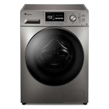 小天鹅TD100-1430WDY10公斤全自动洗干一体滚筒干衣机