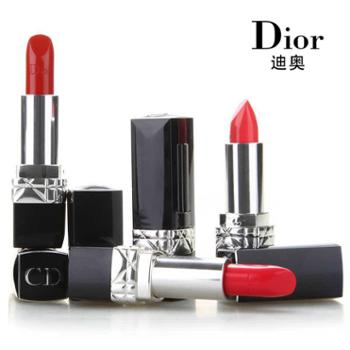 迪奥/Dior烈艳蓝金唇膏3.5g唇膏口红