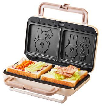 九阳T3三明治机早餐机