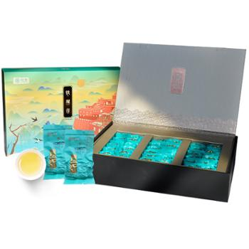 中茶海堤茶叶 鲤遇铁观音礼盒装 清香型280克/盒