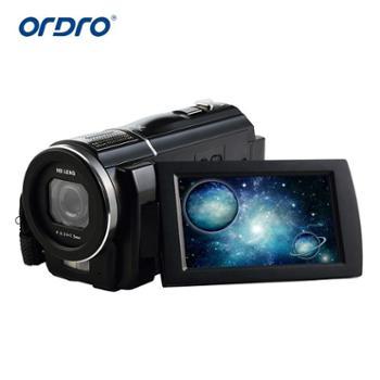 欧达/Ordro 数码摄像机高清DV1080P2400万 HDV-F5