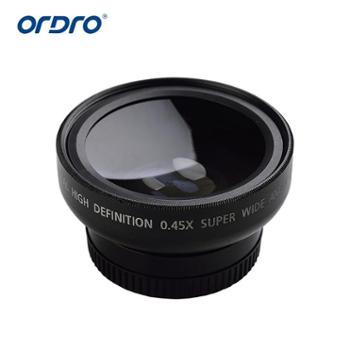 欧达 摄像机配件摄像机广角镜