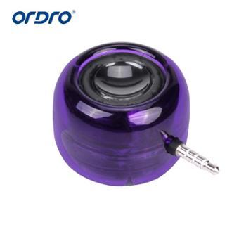 ordro欧达 手机扩音器音响直插小音箱迷你低音炮通用喇叭 M06