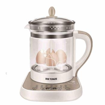 天际全自动多功能可调温预约婴儿冲奶粉加厚玻璃养生花茶壶BJH-D180A