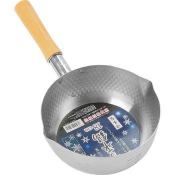 MORITOKU 日本进口雪平锅不锈钢304家用汤锅奶锅煮面锅18cm