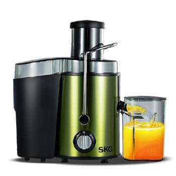 SKG ZZ1305 多功能家用榨汁机 婴儿电动水果果汁机(玖融分期购)