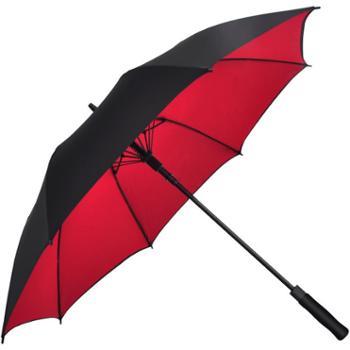 PEJAFAN雨伞长柄男女大号三双人晴雨两用自动加固防风伞