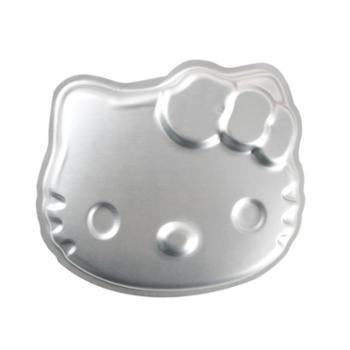 烘焙蛋糕模具8寸KT猫模具HelloKitty 翻糖模具DIY烘焙阳极模具