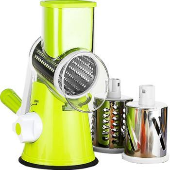 多功能滚筒式切菜神器厨房切菜器土豆丝切丝器家用刨丝器擦丝器
