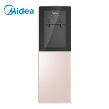 Midea/美的饮水立式冷热家用全自动双门制冷制热饮水机茶吧机1616