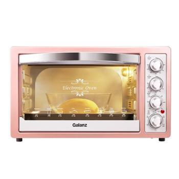 Galanz/格兰仕K1H电烤箱家用烘焙多功能独立控温32L烤叉烧烤
