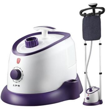 艾伊特大功率立式挂烫机家用蒸汽电熨斗烫衣服小型双杆挂式熨烫机
