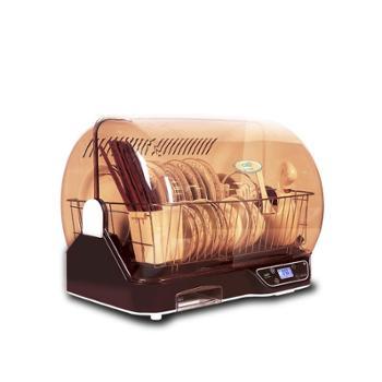 万昌消毒柜家用小型迷你桌面台式消毒碗柜厨房碗碟筷餐具烘干机