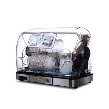 万昌BJG60消毒柜 立式消毒碗柜 家用大型不锈钢烘碗机