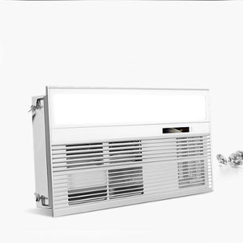 法帝罗超薄浴霸6cm集成吊顶风暖led灯卫生间多功能四合一暖风机