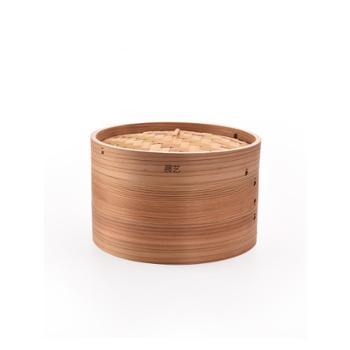 24cm蒸笼套装木制家用面点馒头包子用