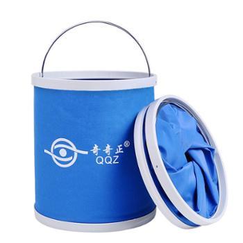 大号汽车洗车用便携式折叠水桶