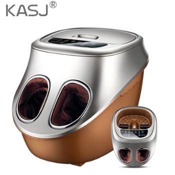 KASJ 足浴盆双人泡脚盆全自动按摩足疗机泡脚桶家用恒温洗脚盆