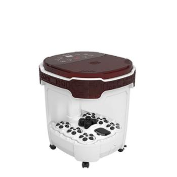 蓓慈 足浴盆全自动电动按摩加热家用恒温泡脚桶