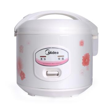 Midea/美的 YJ408J机械式电饭煲4L容量A1