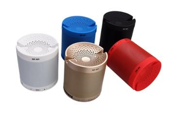 无线蓝牙音箱HF-Q3便携迷你音响手机支架低音炮插卡音箱
