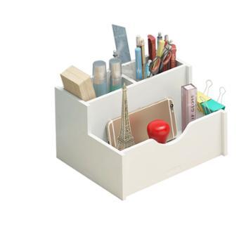 多功能笔筒大容量桌面收纳盒