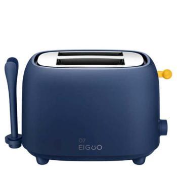 Midea/美的 多士炉小型烤面包机 MT-RP2L18W1